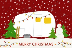 Enjoy a festive New Year break away in your Caravan